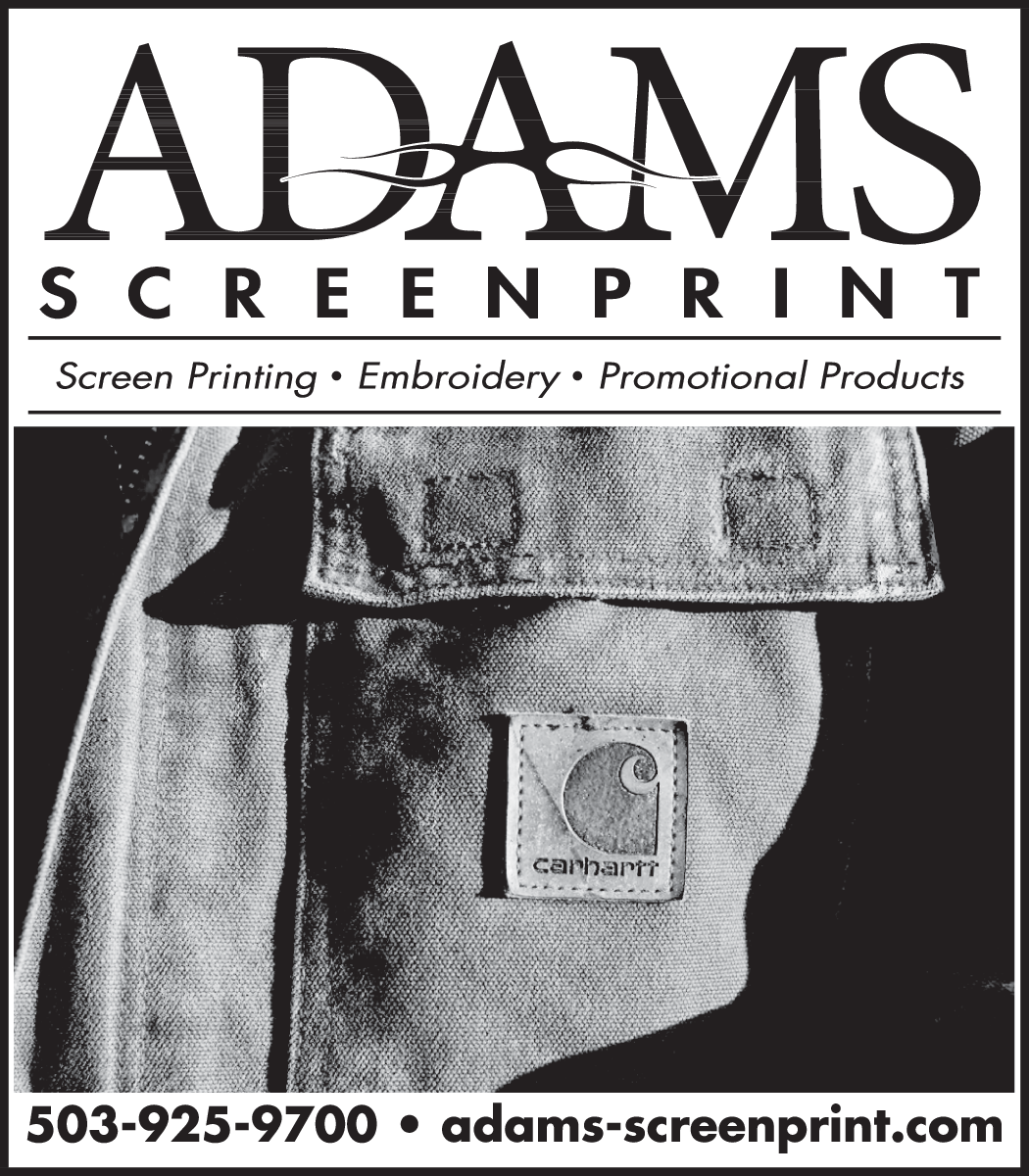 Screen Printing Services in Sherwood, OR, Copy & Print Shops