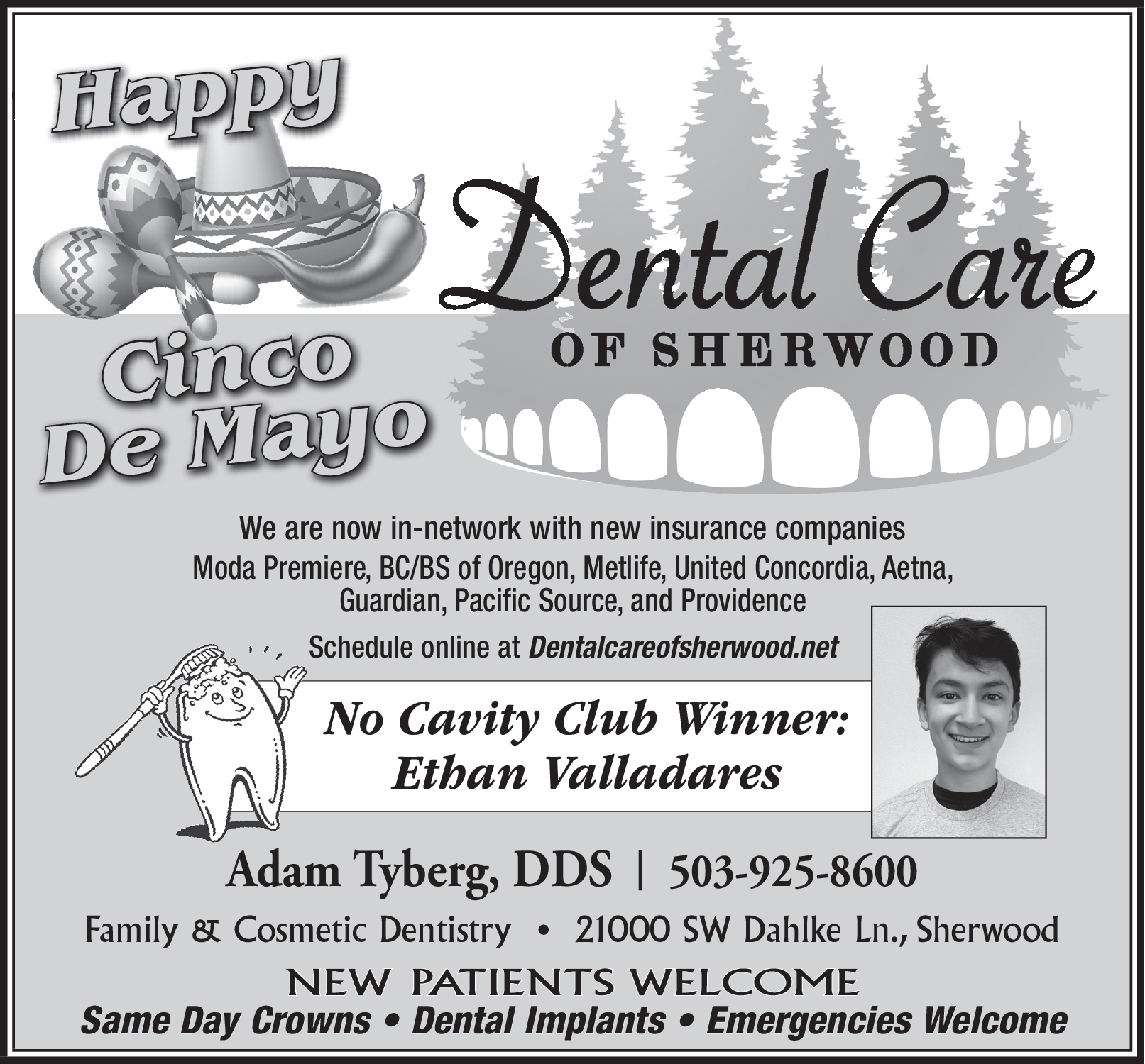 Family And Cosmetic Dentistry in Sherwood, OR, Dental Care - Dental